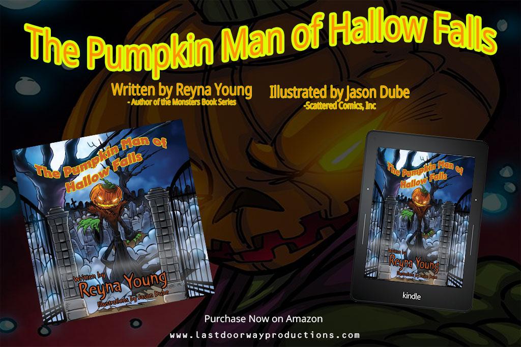 The Pumpkin Man of Hallow Falls